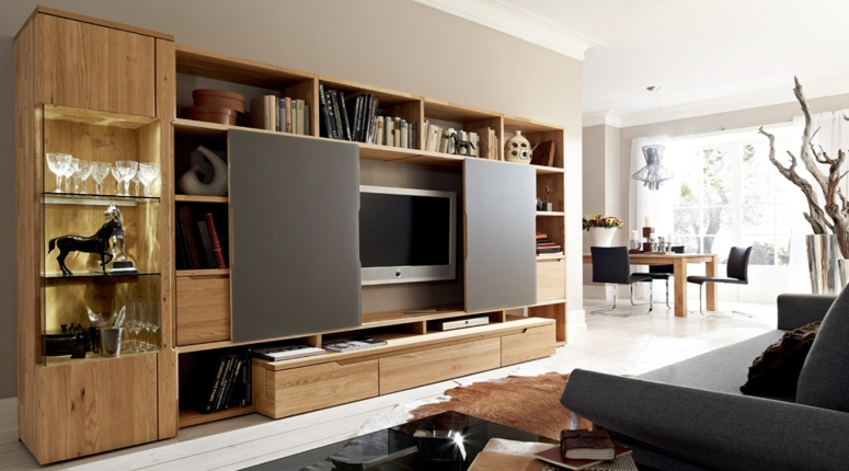 TV Unit - Interior Era