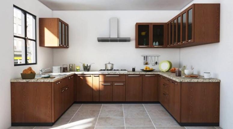 U-Shape Kitchen-1