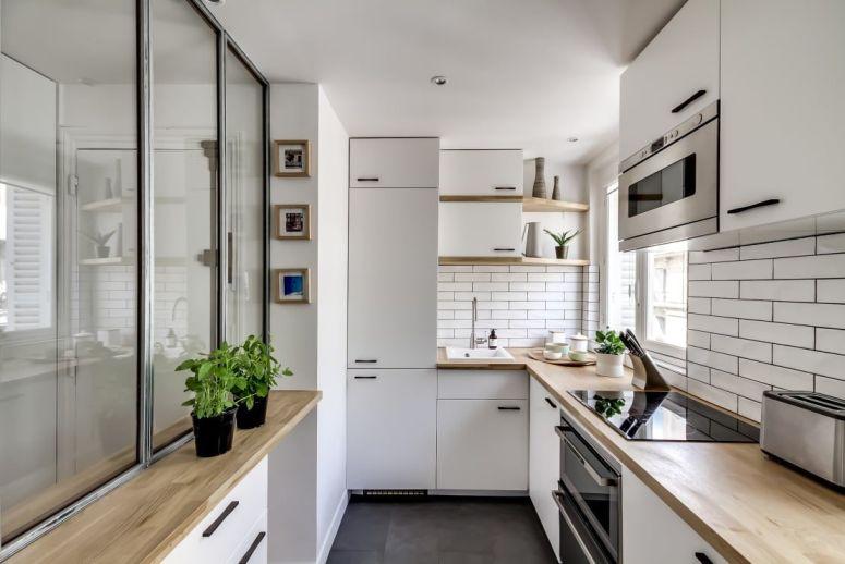 U-Shape Kitchen-5