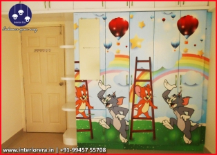 Modern Wardrobes for Kids Bedroom