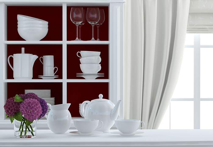 kitchen remodeling in electronic city bangalore open-shelving-color-behind