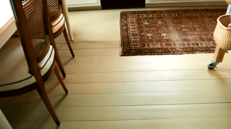 Painted Floor best flooring works in bangalore flooring services