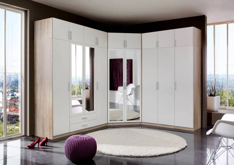 Corner Wardrobes - famous interior designers list Fiesta Homes Villa Garden Bren Woods Sri Heights SSB Urban Lotus Mj Lifestyle Avershine