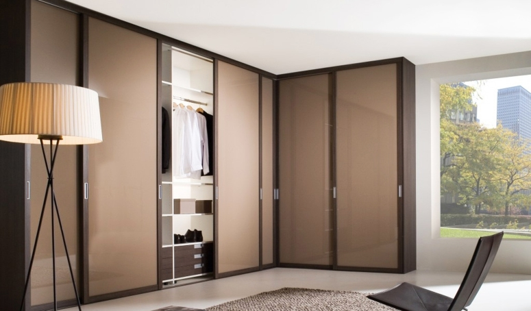 Corner Wardrobes - Mahaveer Orchids Apartment Building apartments in hosa road apartments in rayasandra