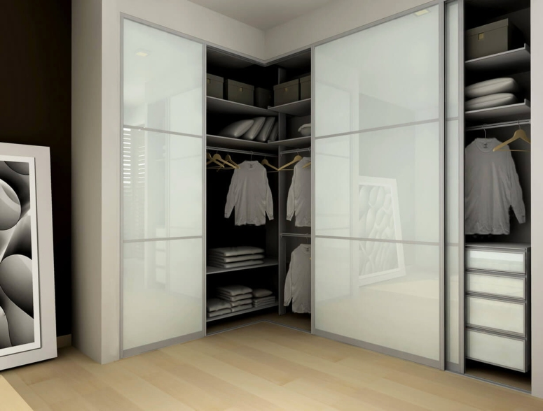 Corner Wardrobes - shriram summitt in electronic city bangalore interior design building design home interior home interior design flat interiors