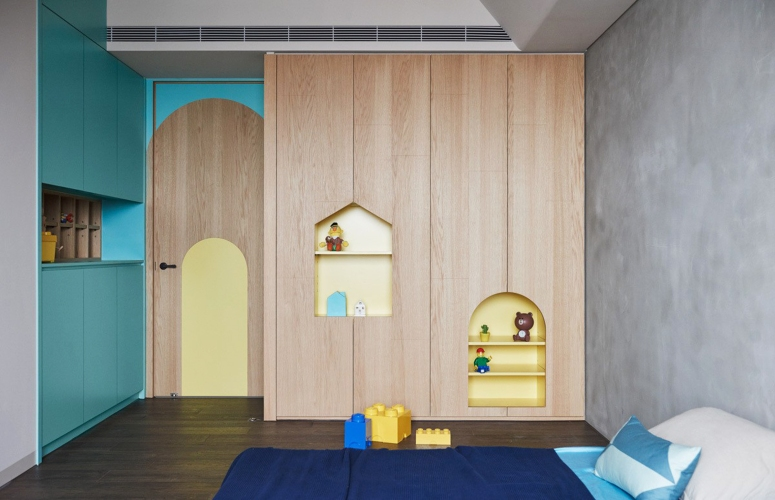 Kids Wardrobes - top 10 interior designers in electronic city bangalore fogline interiors nivi craft vishnu interiors ask4solutions-architects & interiors