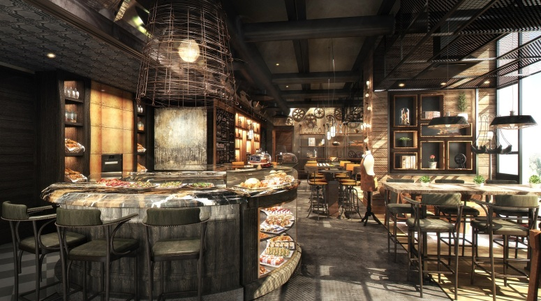 Restaurant remodeling GM Ambitious Enclave shriram signiaa address Prestige Sunrise Park - Norwood