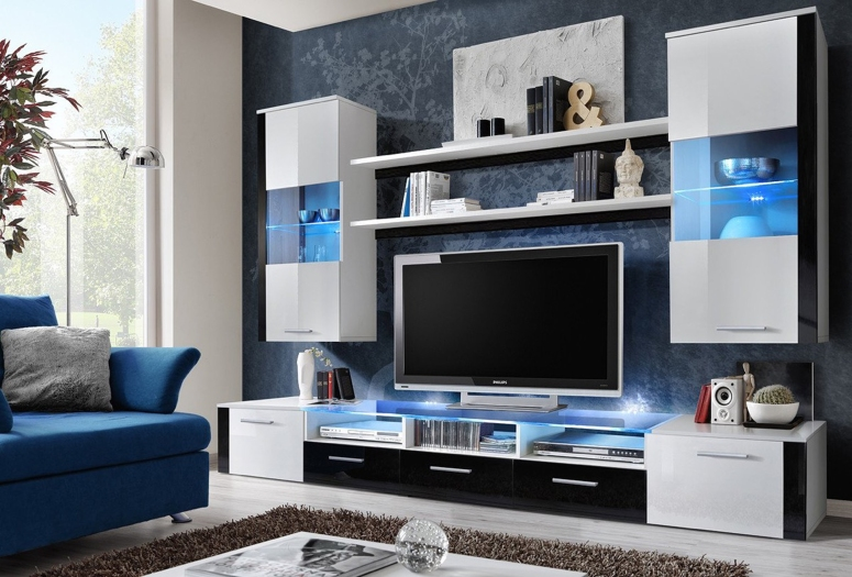 TV Entertainment Centre - best interior decorators in electronic city bangalore best in interior designing electronic city bangalore