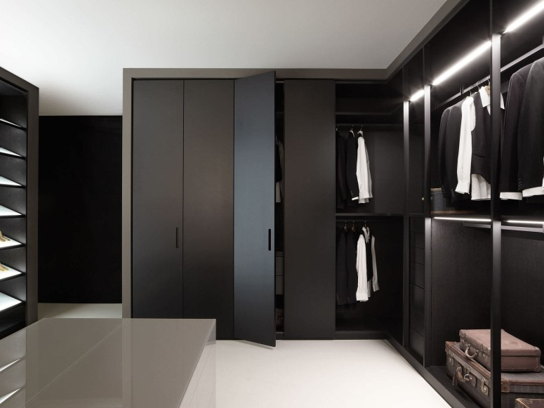 walk in wardrobe designs Inspirational Wardrobe Luxury Designs I 0d Walk In