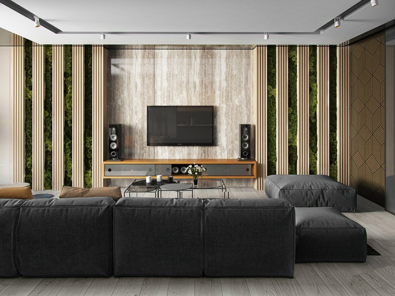 Wall mount Tv design - best interior designers near me furniture stores furniture stores near me house interior design interior designers in electronic city
