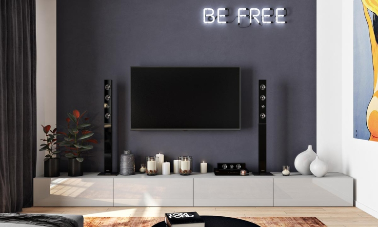 Wall mount Tv design - list of interior designers in electronic city bangalore interior design interior design near me interior designers near me interior designers in electronic city bangalore