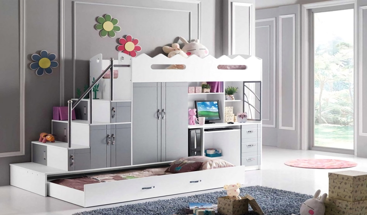 Wardrobe with a Mezzanine Loft - Banner - top 3 interior designers in electronic city bangalore top 10 interior designers in electronic city bangalore gas service near me electronic city