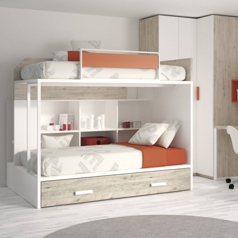 Wardrobe with a Mezzanine Loft - interior near me interiors near me interiors interiors in bangalore best interiors in hosur road bangalore hosur road interior decorators
