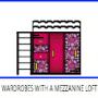 Wardrobes_Mezzanine Loft Type
