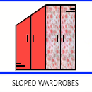 Wardrobes_Sloped Type