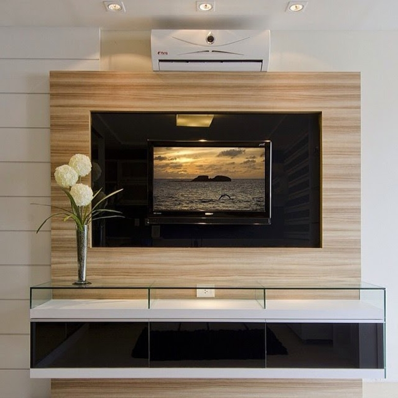 A floating console - living room tv wall design tv cabinet design modern interior design for tv wall mounting electronic city bangalore
