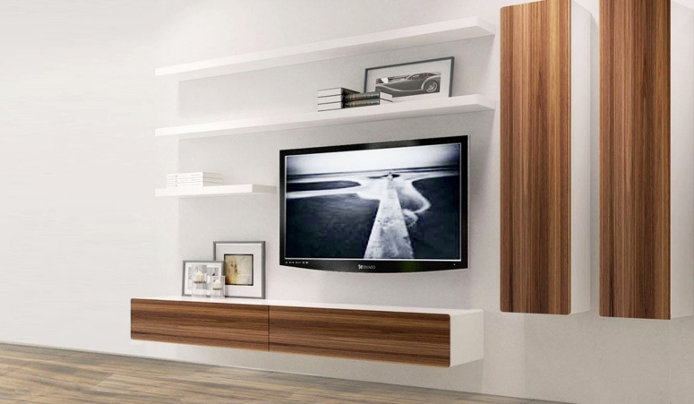 A floating TV Unit - apartments in hosa road Sobha Dream Acres Apartments Sumadhura Essenza MJ Lifestyle Amadeus