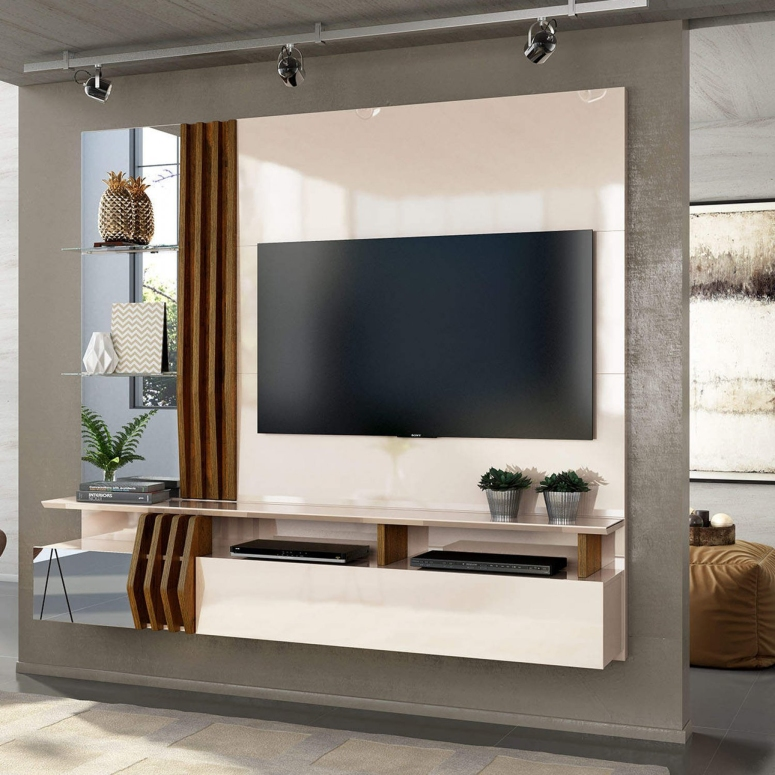 A floating TV unit - tv stand designs flat interiors electronic city interiors list green era electronic city bangalore