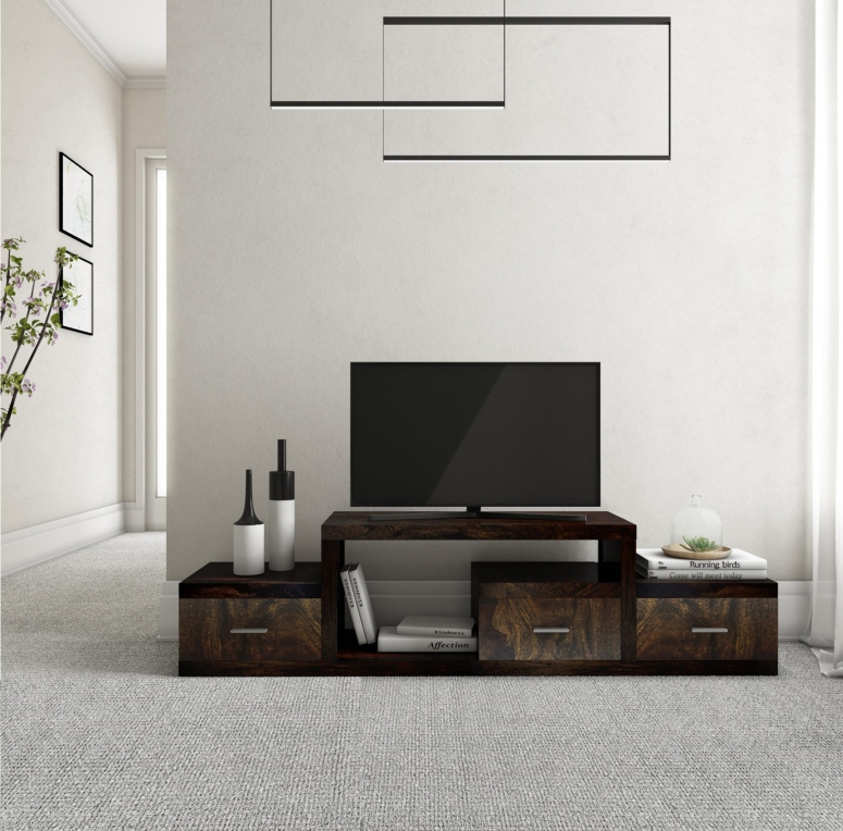 A Small TV Unit - interior designers in bangalore interior designers in electronic city bangalore interior decorators in electronic city