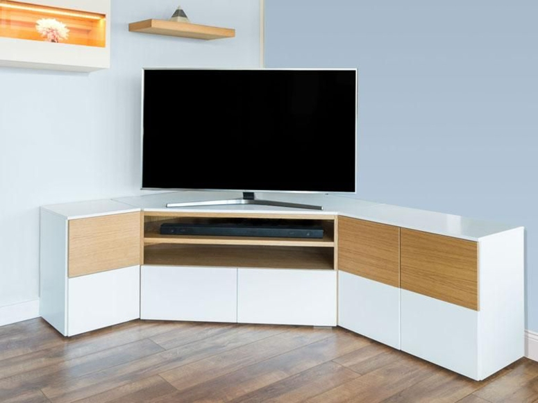 Corner TV Unit - PCR Garden Mall Electronic City Electronic City Best Interiors interior designers in electronic city electronic city best interiors