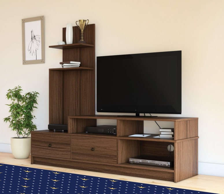 A Small TV Unit - electronic city best interiors best interior designers in electronic city cheap and best interior designers in bangalore