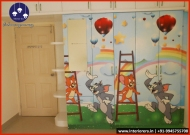 Kids Room Wardrobe