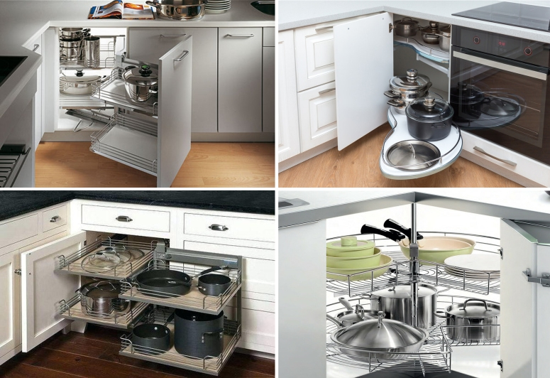 magic corner kitchen Kitchen ergonomics ergonomic kitchen organization