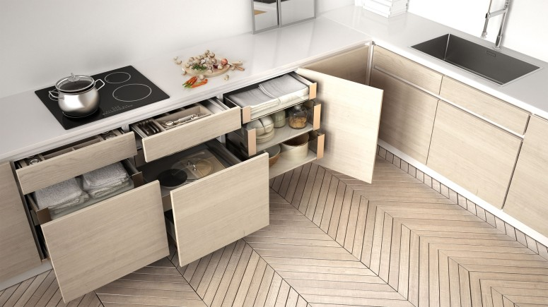 sprung floor kitchen floor best Ergonomic Kitchen