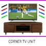 Corner TV Unit by Interior Era