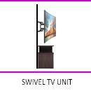 Swivel TV Unit by Interior Era