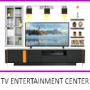 TV Entertainment Center by Interior Era