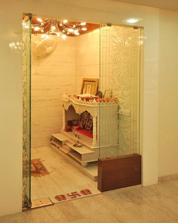 Pooja Room_Indian homes are incomplete without a pooja room and designing good pooja unit makers puja mandir manufactures
