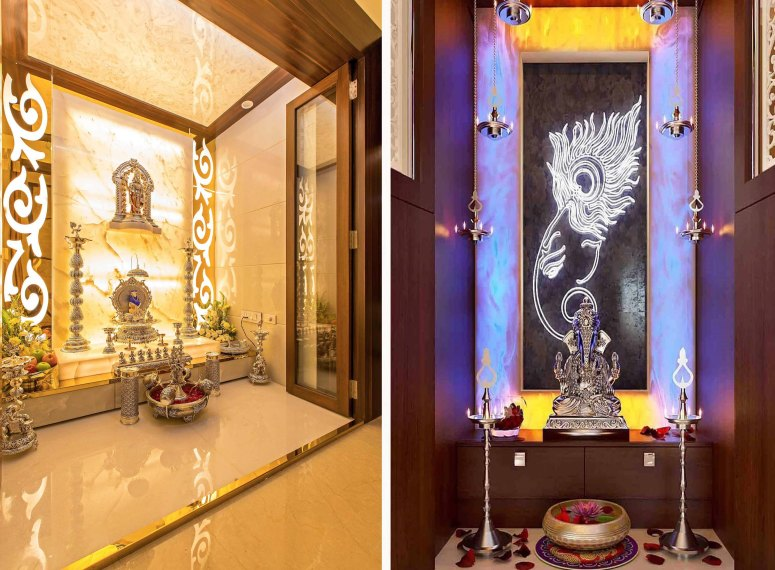 Pooja Room_Gorgeous Door Ideas for Your Pooja Rooms Simple Vastu Tips to Design Your Pooja Room interior designs