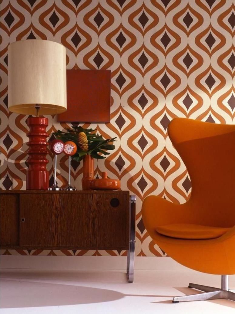 Wallpaper retro style classic wallpaper style best wallpaper