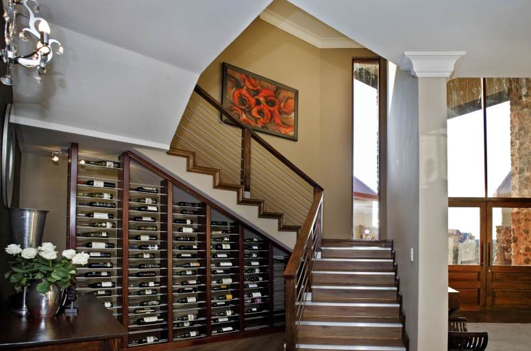 Under Stair Wine Cellar best interior designers in bangalore reviews budget interior designers in bangalore