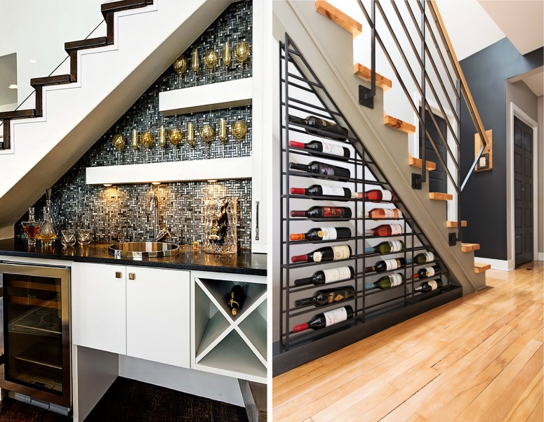 Under Stair Wine Storage Ideas interior designers in electronic city electronic city interiors interior design near me
