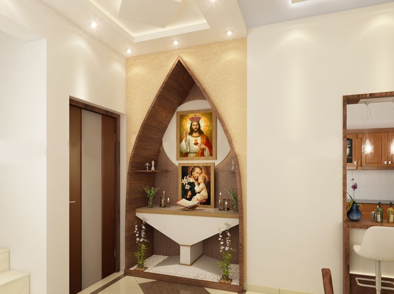 Catholic prayer room design ideas christian prayer unit by interior era catholic prayer unit