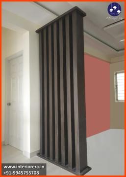 Living Room Pillars