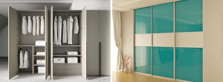 Hinged vs Sliding Doors bangalore interior works