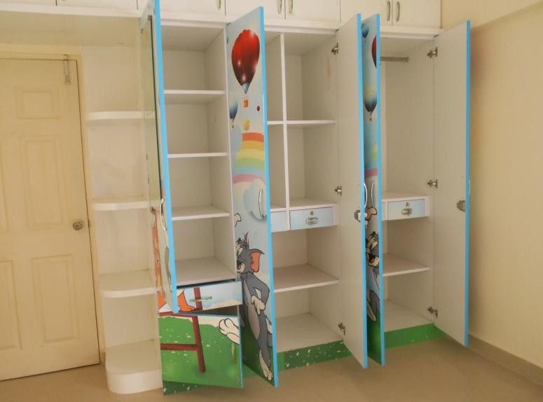 Wardrobe Kids Room Wardrobe Style Best wardrobe designs in electronic city bangalore