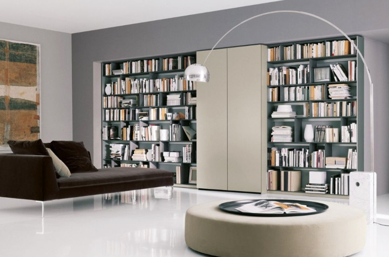 Home Library_modern home library ideas building a home library on a budget library display ideas good interior architects in electronic city bengaluru