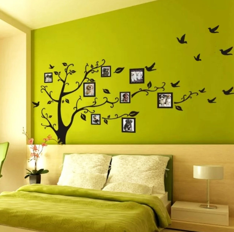 Stencil Painting_bedroom wall stencils design paint stencils for walls in india royal design studio stencils india interior designers in electronic city home interiors