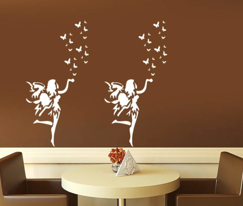 Stencil Painting_Best Professional stencil wall painting service providers in Bangalore royal stencil design studio stencils india Customize Interiors Best Home Interior Designers in Electronic city