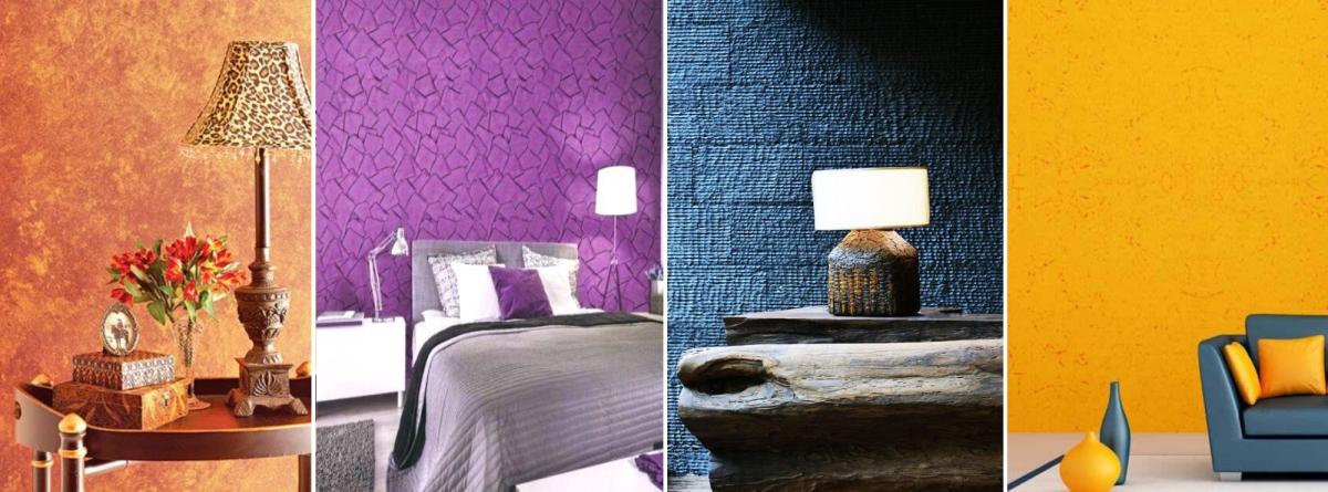 Texture Painting Interior Era