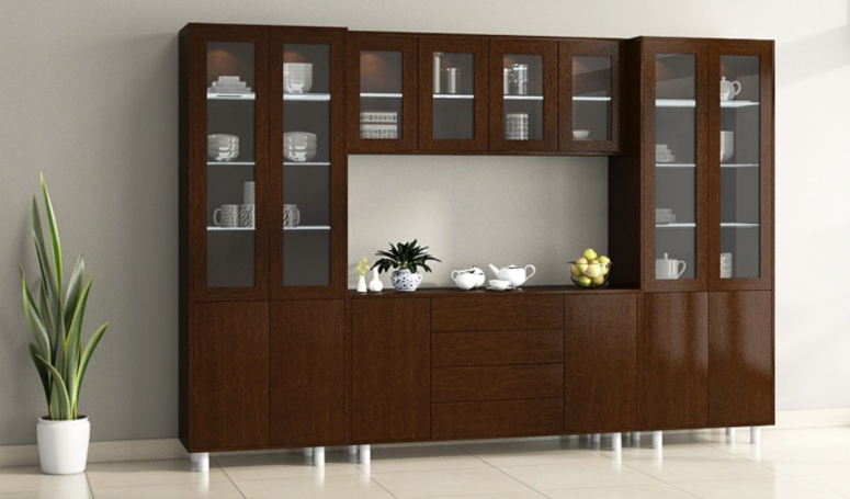 Crockery Unit Design_Best Crockery Unit_Classy Crockery Cabinet Designs_Latest Kitchen Crockery_modular kitchen in electronic city_Best Interior Design