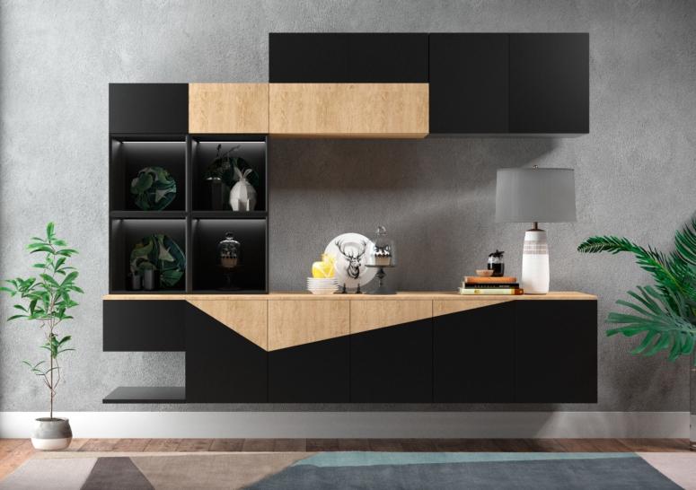 Modern Crockery Unit Designs - Interior Era