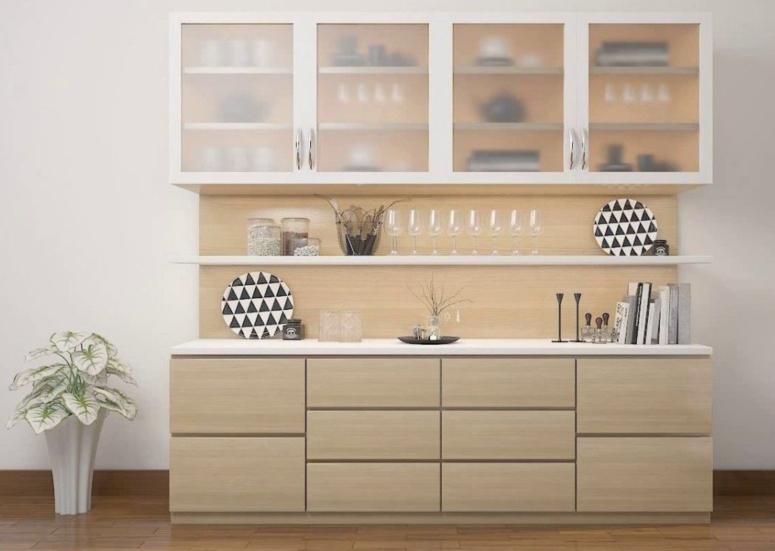 Crockery Unit Design_Crockery Unit Interior Design Crockery Unit Crockery Unit Design Best Interiors