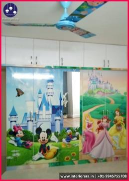 Kids Bedroom Wardrobe