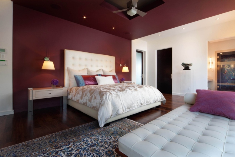Bedroom Interior_Bedroom Painting Ideas_Master Bedroom Ideas_Master Bedroom Painting Ideas_Bed with Storage_Electronic City Interiors_Interior Designers in Bangalore