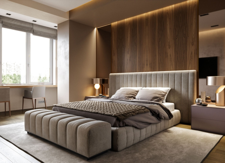 Bedroom Interior_Bedroom with Sofa attached_New Bedroom Ideas_Modern Bedroom Ideas with Sofa_Best Interiors in Electronic City Bangalore_Cheap and Best Interiors in Electronic City